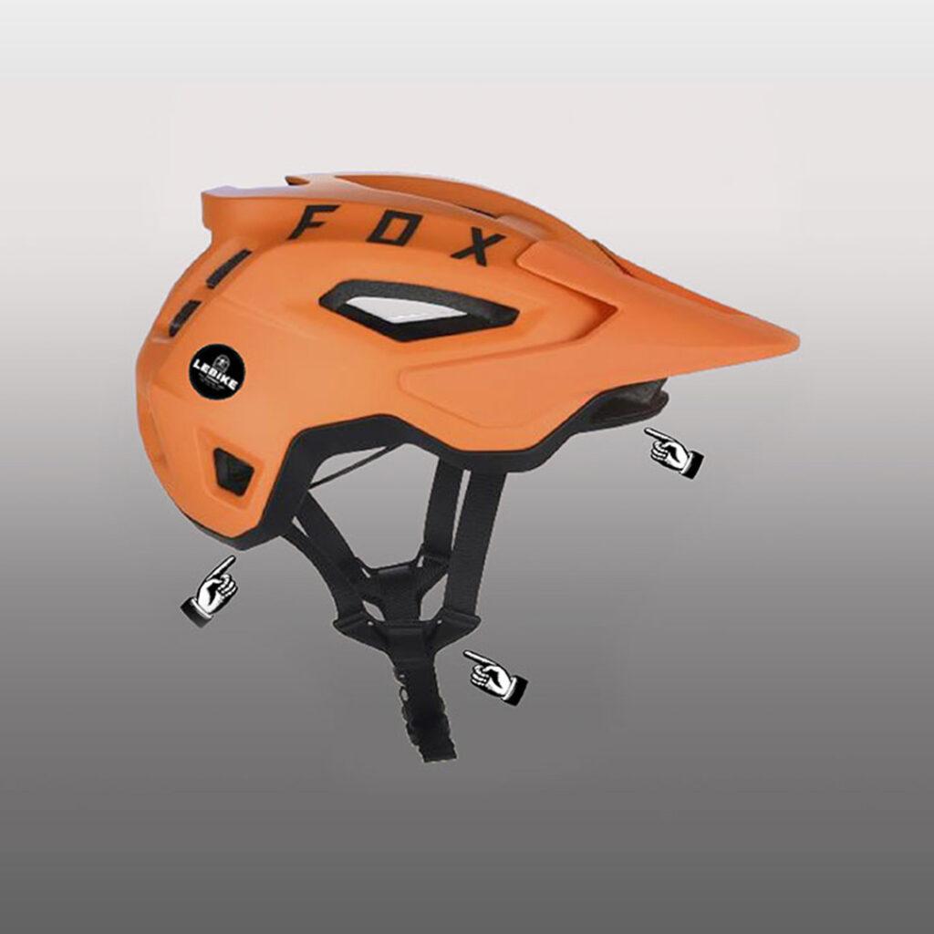Piccole regole per un uso corretto del nostro casco
